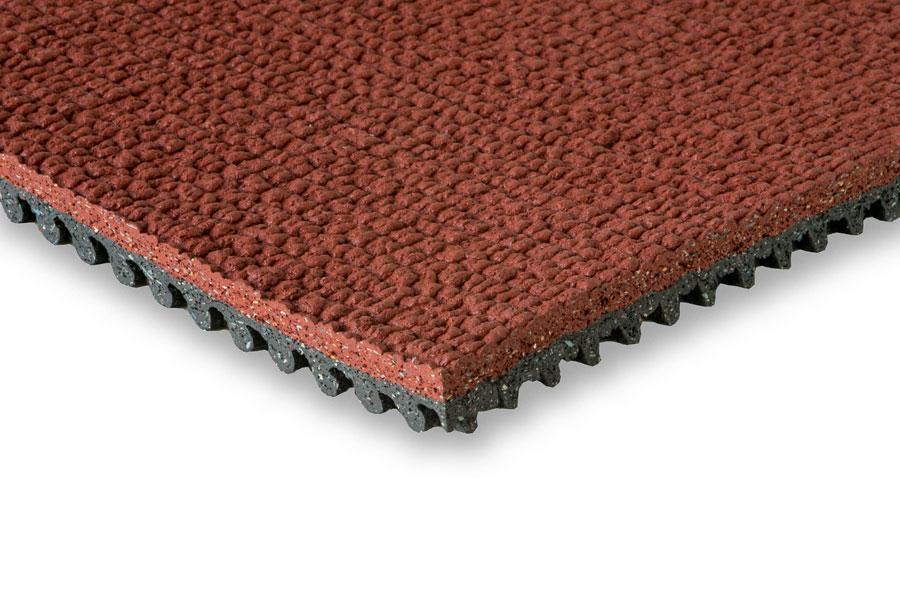 Pavimenti in gomma per garage tappeti in gomma per box fontana