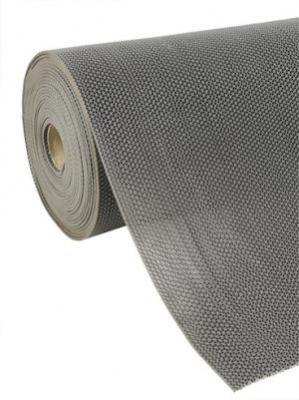 Pavimento tappeto zerbino passatoia in pvc drenante zig zag spessore 5mm rotoli di larghezza - Pavimento pvc esterno ...